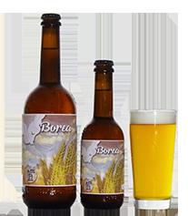 BOREA – Blonde Ale – Alc. 4,7%