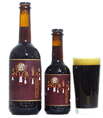 PRINCESS OF NUBIA – Imperial Stout – Alc. 9,5%