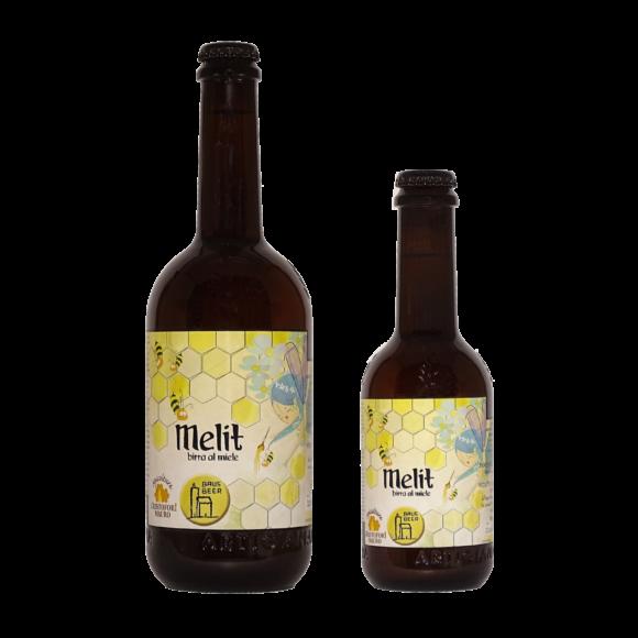Melit – Golden Ale al miele – Alc. 5%