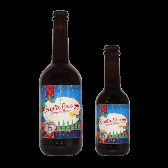 SANTA BAUS – Birra di Natale – Alc. 7,5%
